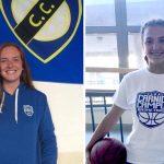 Mariana Moreira e Rosarinho Pinto Reforçam U19 e U16