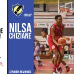 NILSA CHIZIANE REFORÇA CARNIDE CLUBE/HOLOS